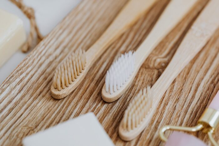 Brosses à dents en bamboo